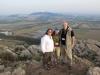 Dee, Tori, and Mark at the Precipice