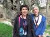 Lora and Mike at Gethsemane
