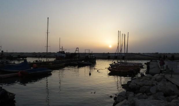Joppa Sunset